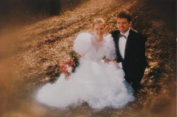 Hochzeit am 26.03.1993