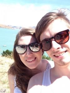 Becca & Philipp in Neuseeland